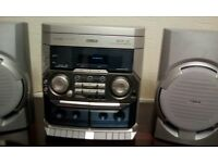 PHILLIPS STEREO SYSTEM!!!