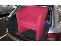 Fabulous Red Tub Chair