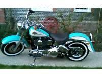 Harley Davidson Fatboy FLSTF