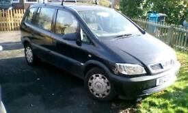 Vauxhall Zaria 1.6