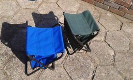 Two Fishing/Picnic seats