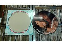 Guns N' Roses ‎– Limited Edition Interview Picture Disc, VG,