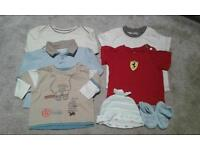 Baby boy clothes bundle for up to 3 months