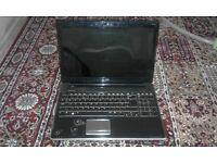 HP laptop for spairs or repair