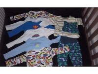 Various baby bundles 3-6, girls/boys/neutral