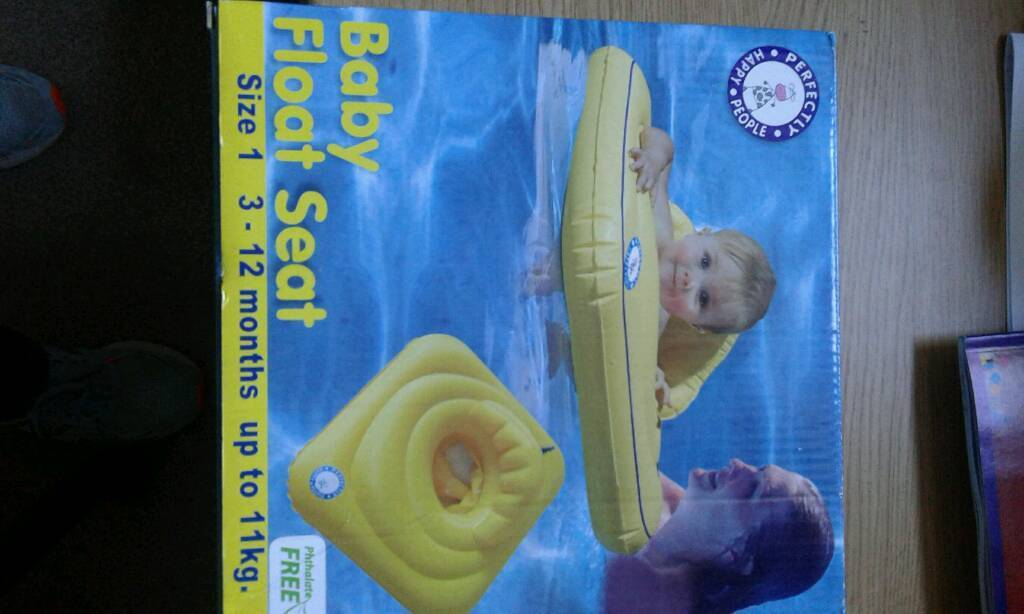 Baby Float Seat 3 - 12 months / 11kg