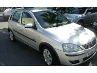 Vauxhall Corsa 1.2 hatch back low millage 5 door