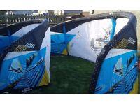 Blade Trigger kitesurfing kites