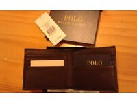 Polo Ralph Lauren mens wallet