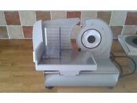 Andrew James Meat slicing machine - hardly used