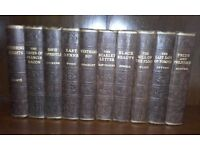 Antique Books - Matching set of 50, all popular titles from 1930