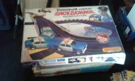 Matchbox race and chase