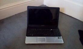 Compaq Presario CQ61 laptop - spares & repairs