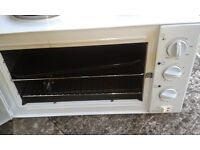 electric portable oven/hob