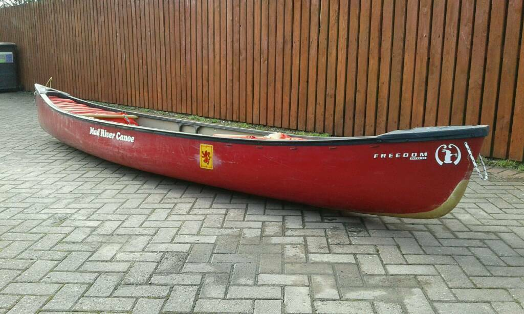 Mad River Freedom Solo Canoe | in Arbroath, Angus | Gumtree