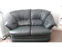 Leather 2 seater sofa, 3 seater electric sofa and chair electric recliner
