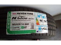 New unused tyre 185/65/R14 86H