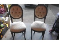 French Louise Style Chairs
