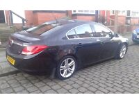 FOR SALE OR PX MY 2010 VAUXHALL INSIGNIA 2.0 CDTI DIESEL MANUAL 6SPEED