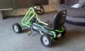 Traxx kids go cart