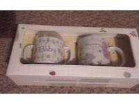 New Mummy & Baby Mug Set