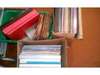 JobLot of Records. £8. 3 boxes