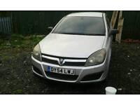Astra 1.4 petrol spares or repairs