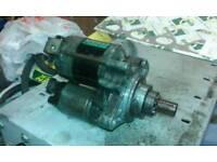 Honda B-series starter motor