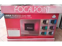 Flueless Gas Fire