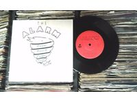 The Alarm – Love Don't Come Easy, VG, 7 inch single, released on I.R.S. Records in 1989.