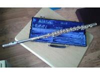 Gemeinhardt flute.