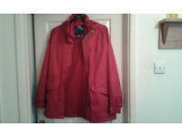 "Ladies ""Trespass"" waterproof coat"