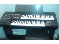 Yamaha Electone HC2 Organ.
