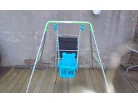 Toddlers Outdoor swing