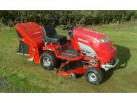 "Countax C600H Ride on Mower 42"" Cut 16HP Honda Engine"