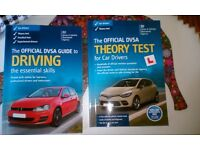 DVSA NEW NECESSARY BOOKS FOR DRIVING THEORY