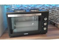 Tower Mini Oven with Hob
