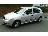 2003 SKODA FABIA 1.4 AUTO DRIVES GREAT 1 YEAR MOT
