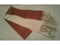 UGG style scarf