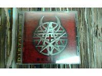 Disturbed – Believe, CD, VG.