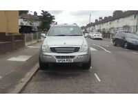 Bargain 4 *4 rexton with solid mercedes engine