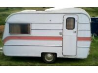 Avondale Wren 1976 Classic / Retro Caravan