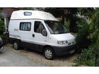 Citroen Relay, Leisuredrive High Top Camper Van