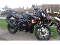 for sales Lexmoto 125 ......-2012 .... £700