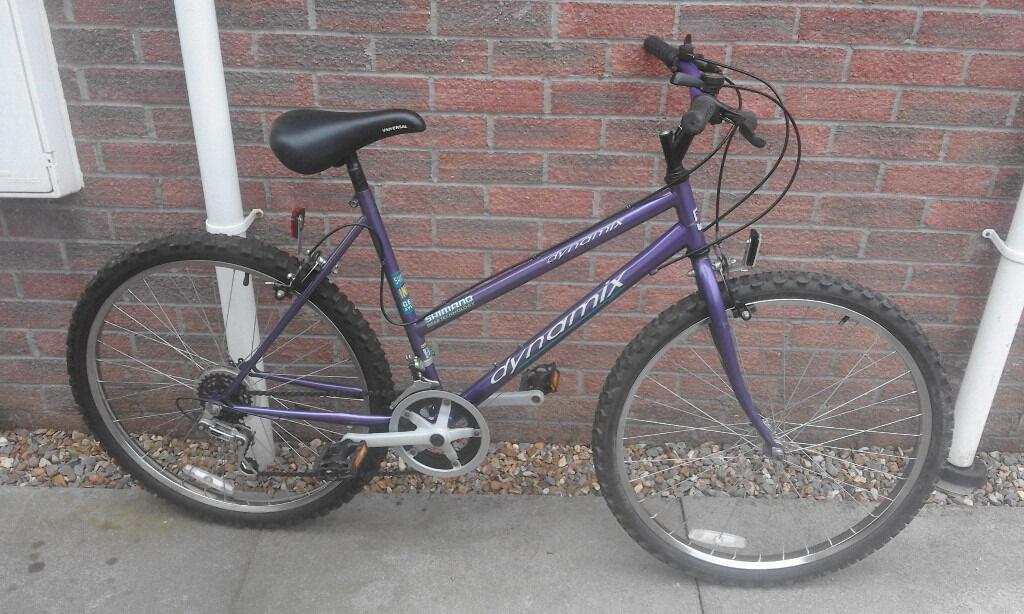 Ladies Universal Dynamix Mountain Bike Bicycle In Swansea Gumtree