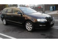 2007 VOLKSWAGEN PASSAT ESTATE 2.0 TDI SE 6 SPEED MANUAL DIESEL 2 FORMER KEEPERS, MAIN DEALER HISTORY