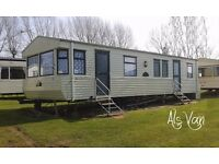 3-bed Static Caravan for HOLIDAY LETS at Ashcroft Coast, Isle of Sheppey, Kent