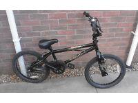 Boys X-Rated Exile II BMX Bike Bicycle