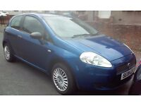 2006 Fiat Grande Punto 1.2 Active 3dr Full Years MOT