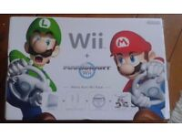 Mario Kart Wii - In near perfect condition - Ideal Christmas present